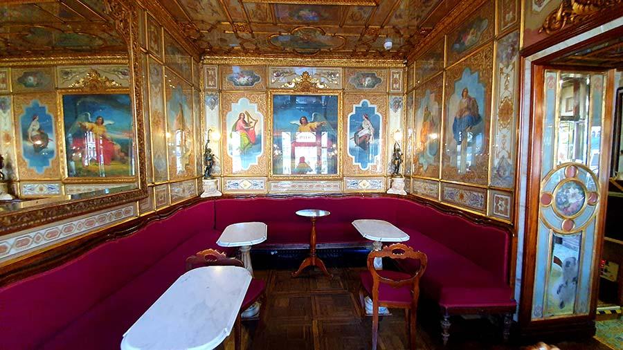 Venice - Florian Coffee House