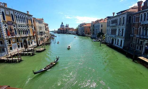 Venice Preservation At Risk – The Mass Tourism Returns