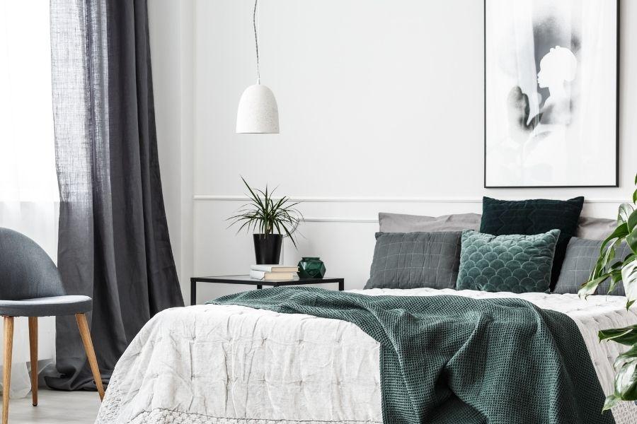 bedroom wellness