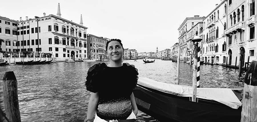Gracie Opulanza Grand Canal Venice