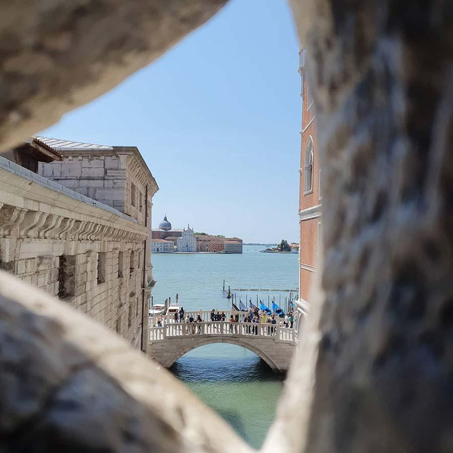 Venice Palazzo Ducali Gondola