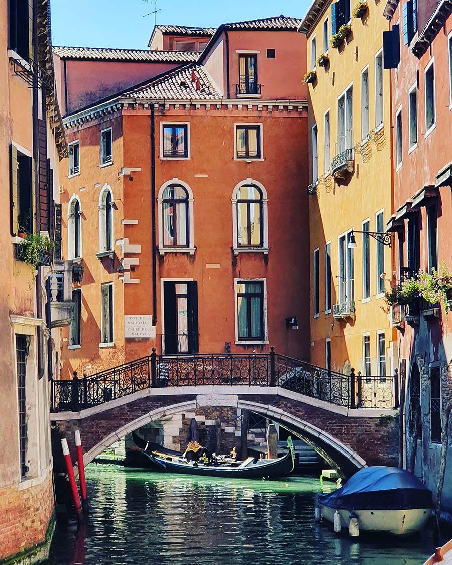 Venice By Night - Idyllic Romantic Destination