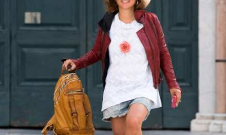 Denim Shorts – How To Wear Them At Any Age