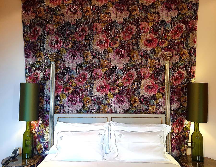 flower wallpaper art