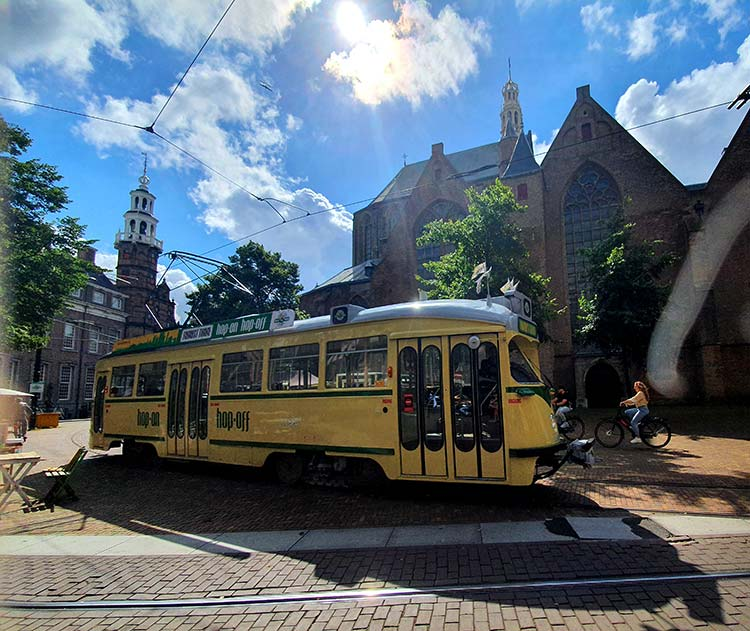 The Hague Holland Riding bike city (1)