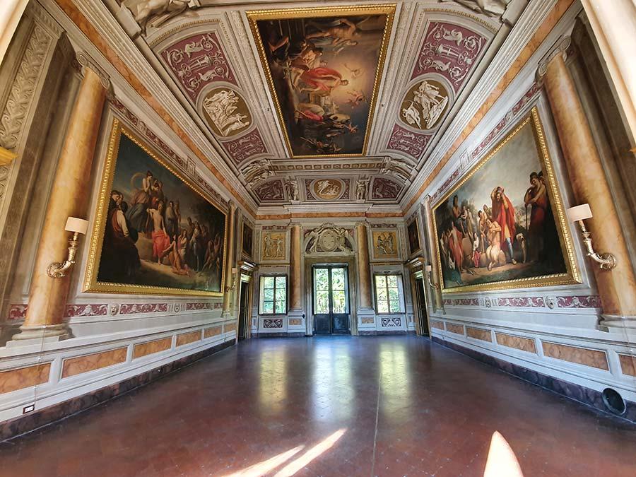 Villa Mansi Lucca Tuscany