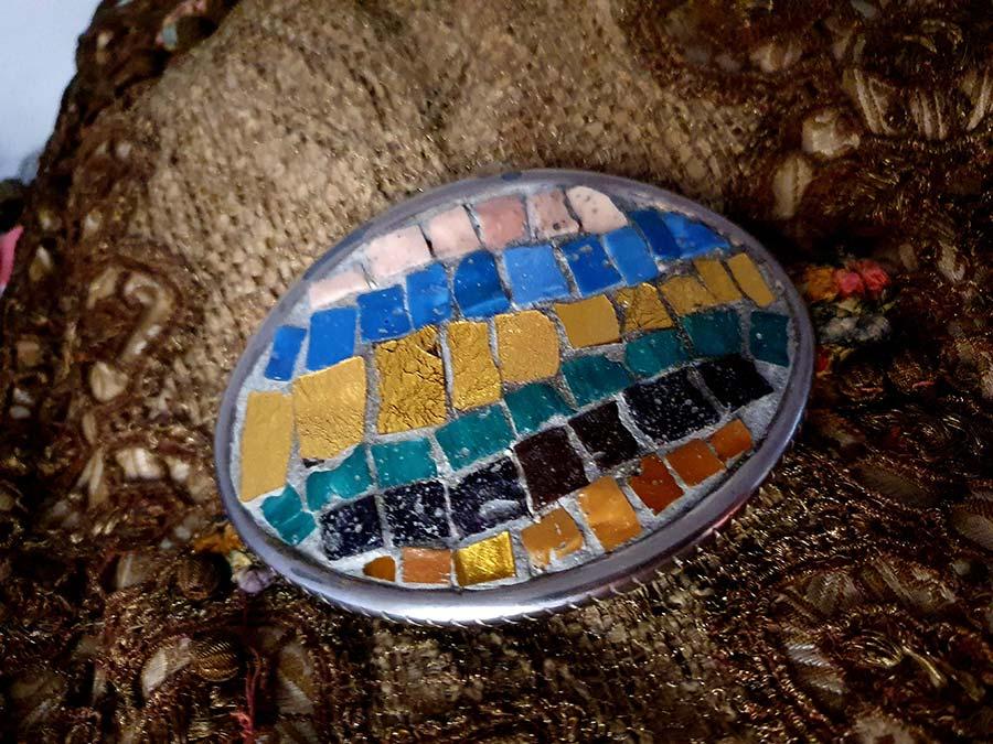Mosaic Venice ORSONI Venizia 1888