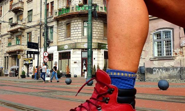 Gracie Opulanza X Fratelli Borgioli GO Red Hiking Boot