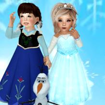 Frozen Sistsers 1