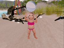 beach ball pose 2_002