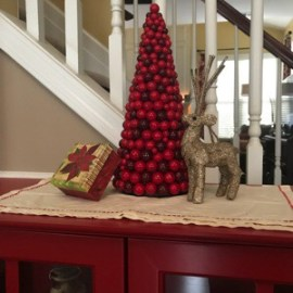 Christmas Trees by Room