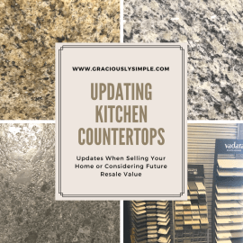 Countertop Updates for Home Staging