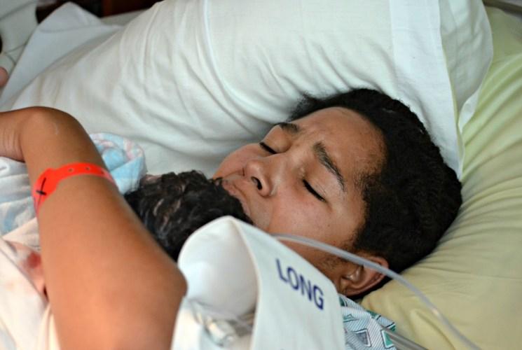 Motherhood: Titus Xavier's Birth Story