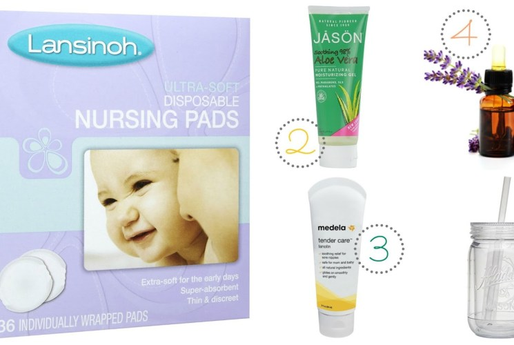 Motherhood: Breast Feeding Essentials