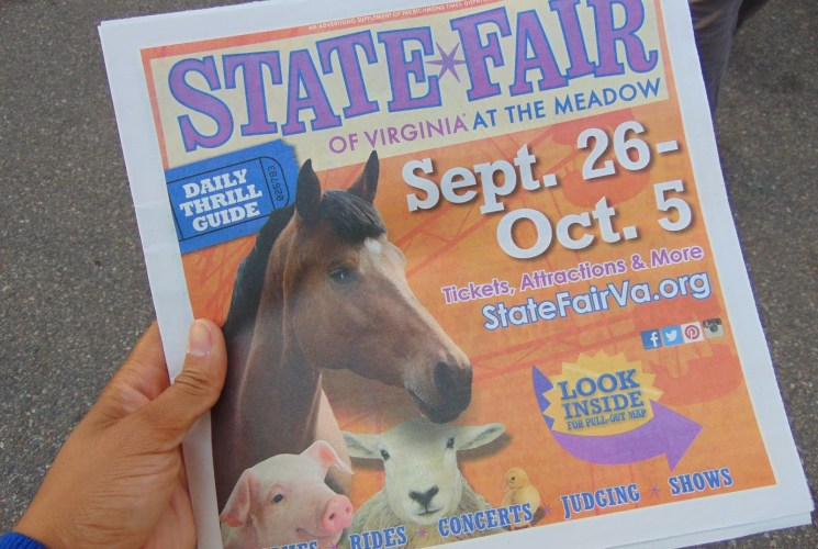 Weekend Adventures: Virginia State Fair