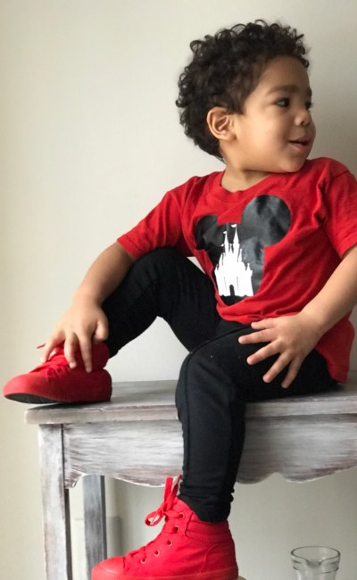 Toddler Chronicles: Stuck in the Middle with You