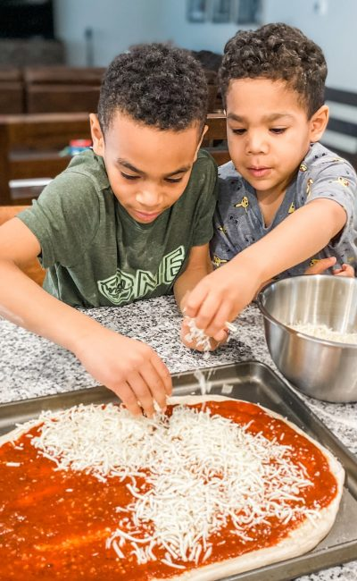Tasty Eats: Best Simple and Easy Pizza Dough Recipe to Make with your Kids