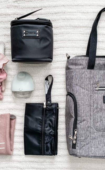 Here's how to Best Pack Your Diaper Bag!