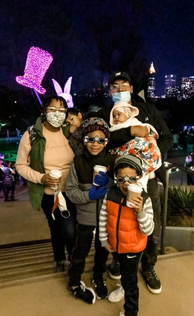 What You Need to Know For A Starry Evening at the Atlanta Botanical Gardens with kids!