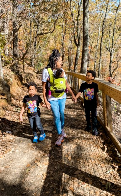 3 Quick Tips when Hiking with Young Children
