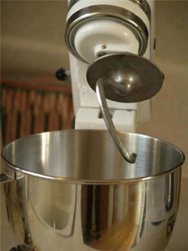 mixer hook