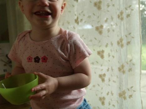 holding bowl