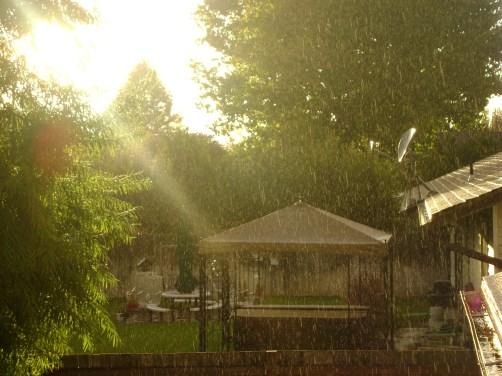 A rain 098