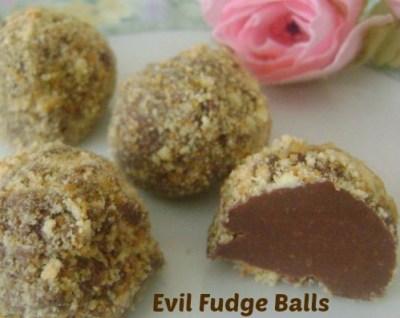Fudge Balls 2