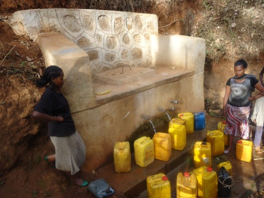 Dane's Charity Water Project