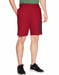 Men's fleece shorts, jogger sweatpants, men's active wear