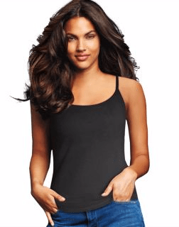 Comfortable Cotton Stretch Camisoles