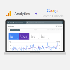 Agregar Google Analytics y Search Console a sitio web