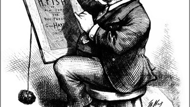 Photo of A Cartoonish Look at Urban Education in the 19th Century