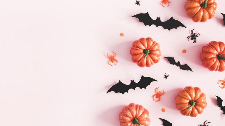 6 fantastic themes for your Halloween posters