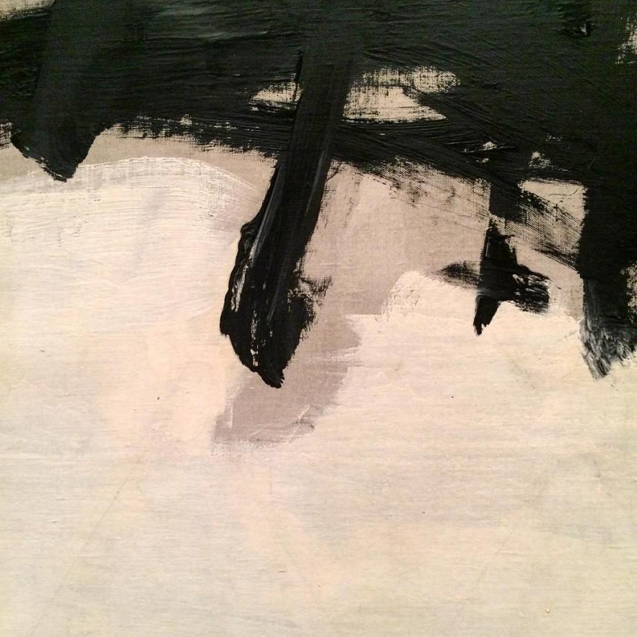 Franz Kline. Painting Number 2, 1954.