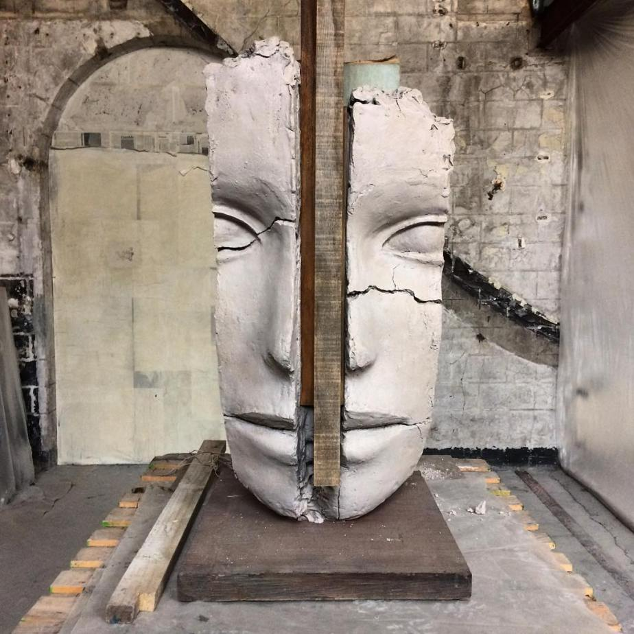 Mark Manders. Silent Studio, 2016-2017.