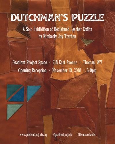 Dutchman's Puzzle by Kimberly Joy Trathen