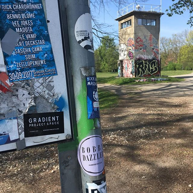 The latest in the GPS global sticker campaign… Berlin, Bologna, Innsbruck, Napoli, Las Vegas, Brussels & Marfa.  Thanks to @gabriel_rogers & @just_heatherly for the assists.