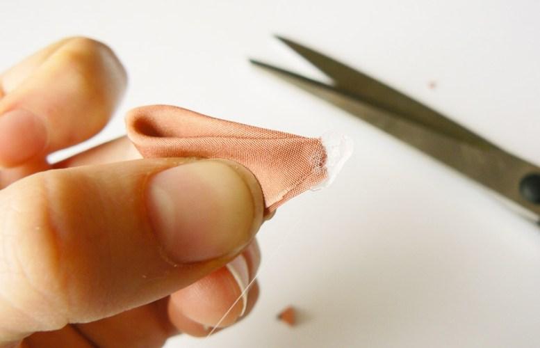 Tutorial petale kanzashi inguste - pasul-09