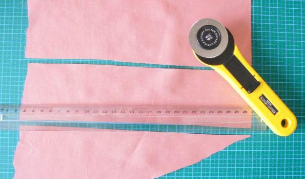 Cum pregatesti materialele - planșa de tăiere