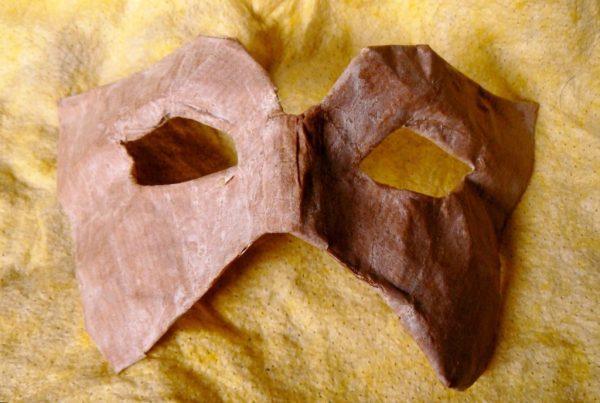 Tutorial masca venetiana carnaval bal mascat 13