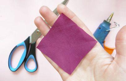 tutorial complex petals - round pointy - step 1