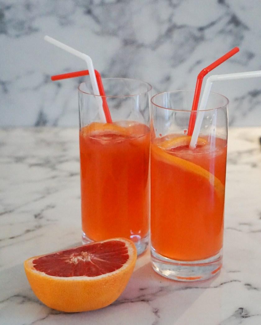 Aperol Grapefruit Margarita