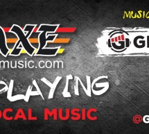 AXE Music Now Playing Local Music