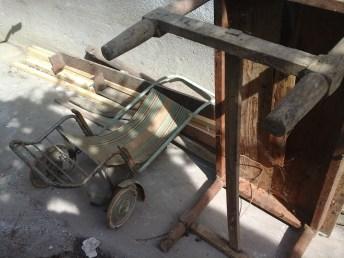 2wheel pushchair