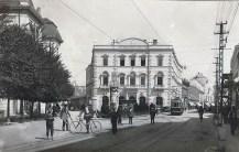 Glavna pošta u Železničkoj ulici