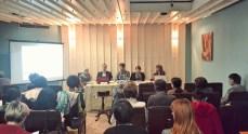 Prva konferencija, decembar 2014.