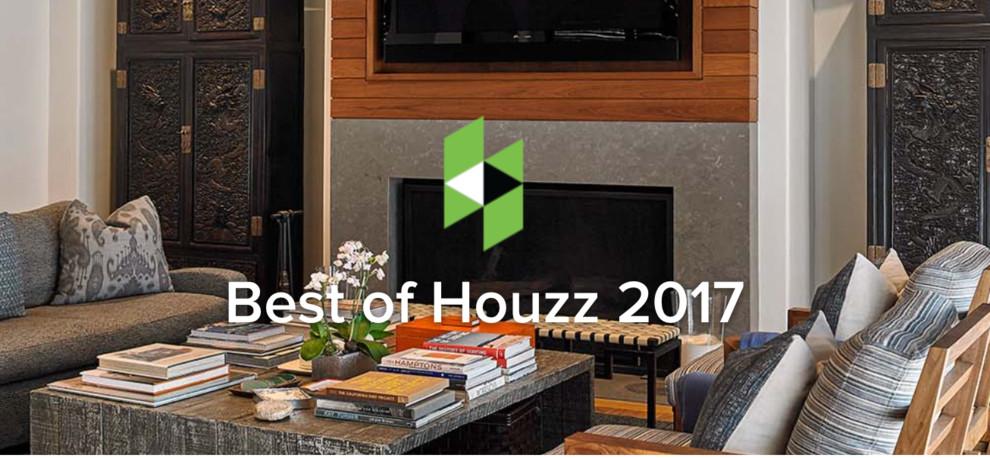 Gradlinig ausgezeichnet – best of houzz 2017