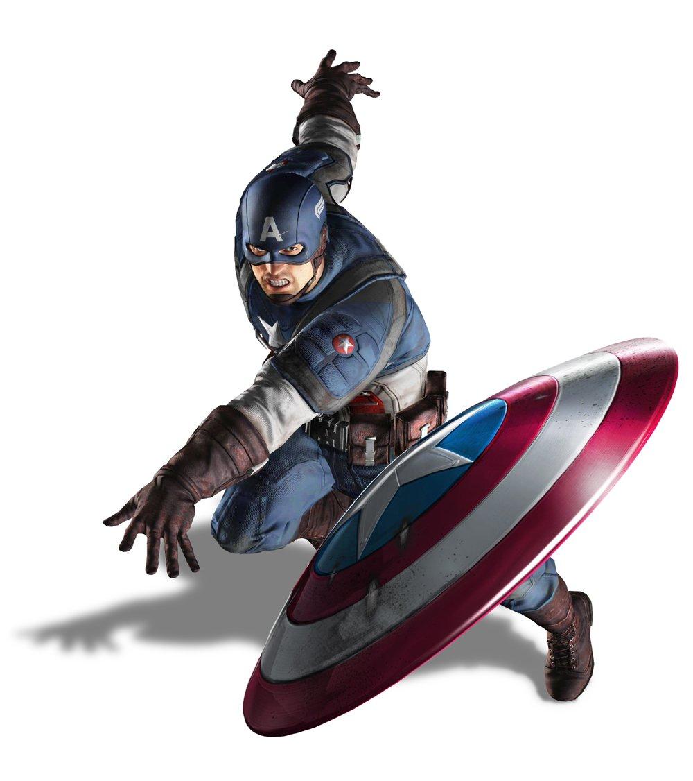 Gradly Captain America
