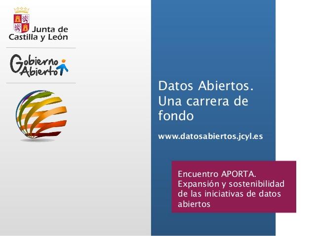 Datos Abiertos - Gobierno Abierto
